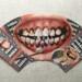 Mund Fächer - Mouth Fan - Sabine Remy thumbnail
