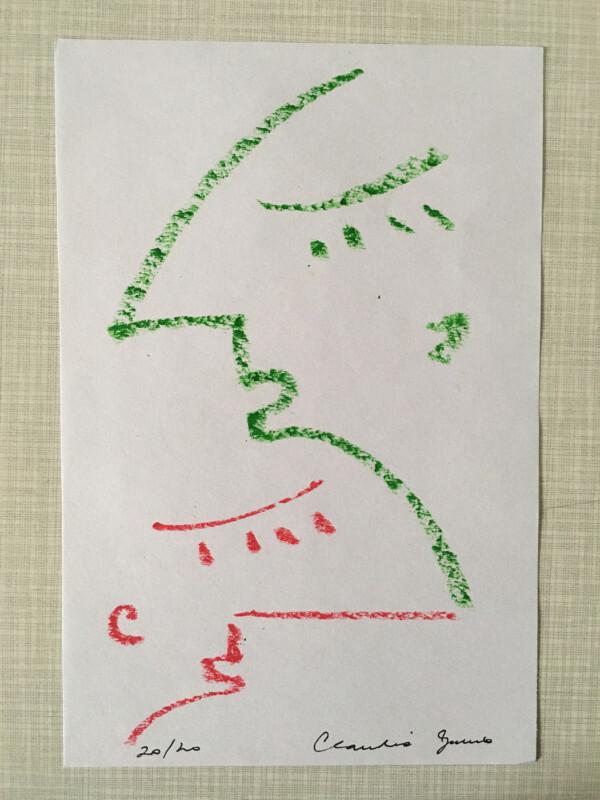 Attic Zine No 9 - Green 2 - Claudia Garcia