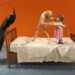 Patricia Piccinini - Embracing the Future - Kunsthalle Krems - THE WELCOME GUEST - 2011 thumbnail