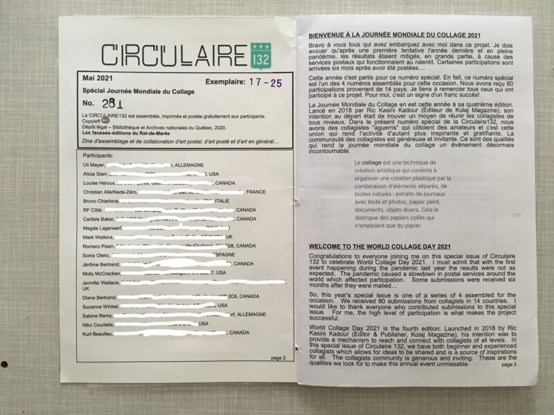 Circulaire 132 - Mai 2021 - No281 -2